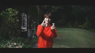 Message from KYUHYUN while filming his new M/V