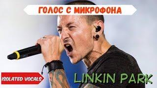 Голос с микрофона: Linkin Park - What I
