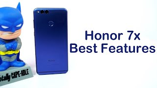 35 Best Features  Honor 7X & Tips And Tricks