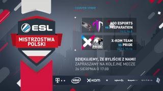 ESL Mistrzostwa Polski S17. Counter-Strike - Global Offensive - W2D2