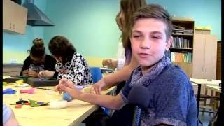 Carnikavā viesojas sadraudzības skola no Polijas