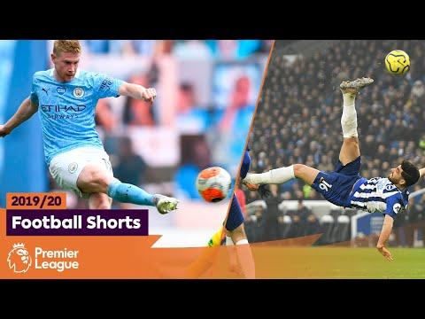 """Absolutely BRILLIANT!"" 2019/20 Greatest Premier League goals   De Bruyne Jahanbakhsh Fernandes"