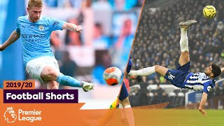 """Absolutely BRILLIANT!"" 2019/20 Greatest Premier League goals | De Bruyne Jahanbakhsh Fernandes"