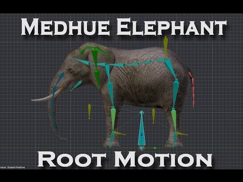 What is the proper way to animate with root motion for games