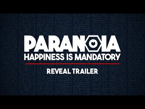 Paranoia: Happiness is Mandatory   Welcome to Alpha Complex de Paranoia: Happiness is Mandatory