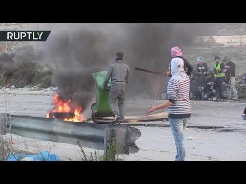 IDF on manhunt following West Bank shooting