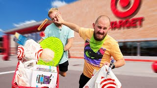 Who Can Buy The 10 Best Target Products?!