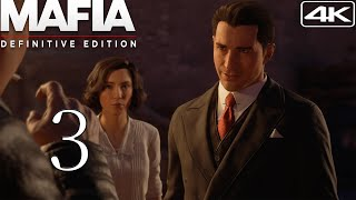Mafia Definitive Edition  Walkthrough Gameplay With Mods pt3  Fairplay And Sarah 4K 60FPS Classic