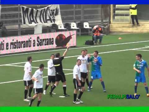 immagine di anteprima del video: SPEZIA-FERALPISALO´ 3-0