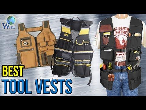 8 Best Tool Vests 2017