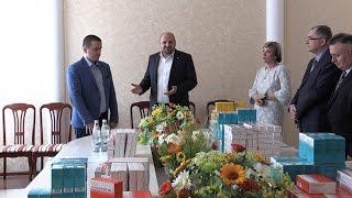 Житомирські лікарні вкотре отримали безкоштовні медикаменти за сприяння нардепа Борислава Розенблата