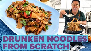 How To Make Thai Drunken Noodles At Home • Tasty by Tasty