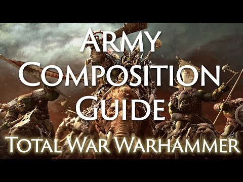 Total War Warhammer Guide: Army Composition Mp3