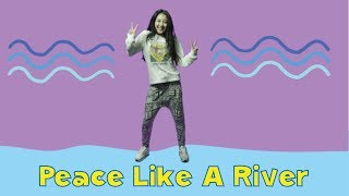 """Video thumbnail of """"Peace Like A River 