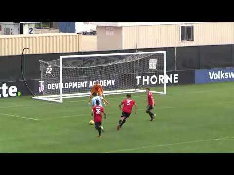 DA Playoffs: U-16/17 United Fútbol Academy vs. Sporting Kansas City
