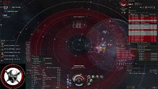 EvE Enemy of my enemy (Carrier on grid)