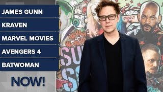 James Gunn, Avengers 4, Batwoman - ComicBook NOW!