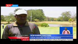 KCB Karen masters to begin with 23 local golfers expected to take part