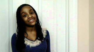 My Crush- China Ann Mcclain (Cover by 12 year old)