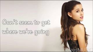 Ariana Grande - Be Alright (Lyrics)