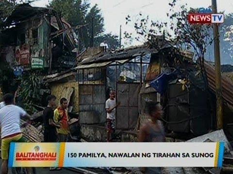 [GMA]  BT: 150 pamilya, nawalan ng tirahan sa sunog sa Mandaluyong