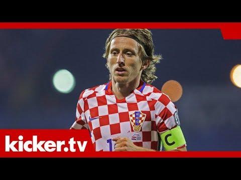 Kroatiens Modric: Vom Flüchtling zum WM-Star | kicker.tv