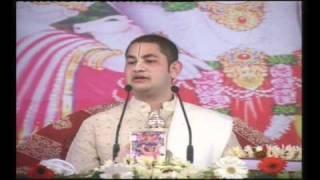 H.H SRI PUNDRIK GOSWAMI JI MAHARAJ Rurki Katha Day 4 Part-4.mpg