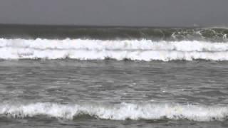 preview picture of video 'Marokko - Strand von Agadir'