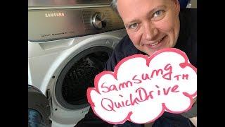 Samsung QuickDriveTM Waschmaschine WW10M86BQOA im Test