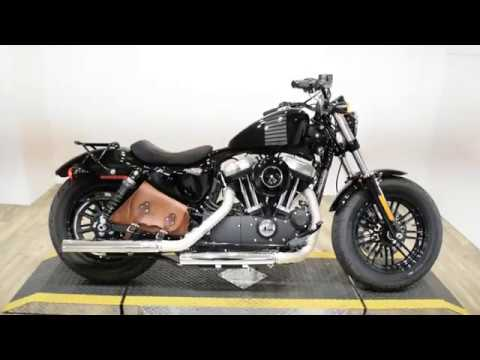 2016 Harley-Davidson Forty-Eight® in Wauconda, Illinois - Video 1