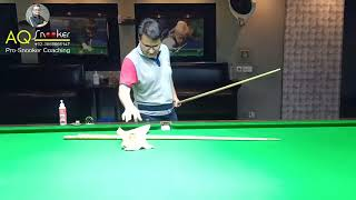 CUE CARE & Hand / Machine Made Cue Difference Snooker Training / Coaching 2020!
