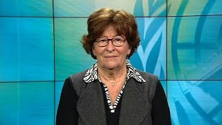 Video Message by Louise Arbour (Special Representative) on International Migrants Day (18 Dec 2017)