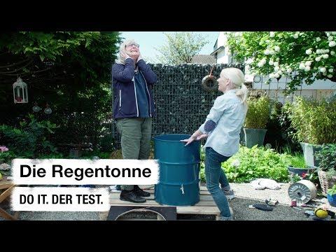 füllautomat für regentonnen test