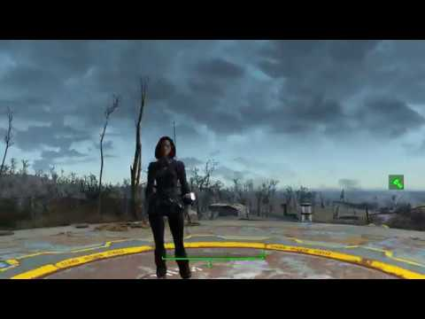 Fallout4]Asuka Officer Uniforms - смотреть онлайн на Hah Life