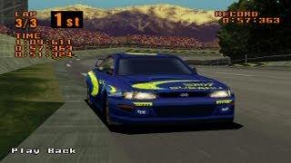 Gran Turismo Test Drive - Beta Tracks
