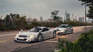 ENOUGH WITH FAKE AMG CARS…Meet the $4.5 Million CLK GTR