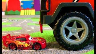 Мультики про Машинки для Детей Тачки Молния Маквин Все серии подряд #11
