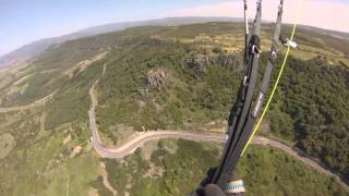 preview picture of video 'volare in parapendio Sardegna'