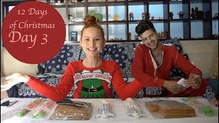 Download Youtube: CRIBS - GINGERBREAD HOUSE EDITION | MADELAINE PETSCH