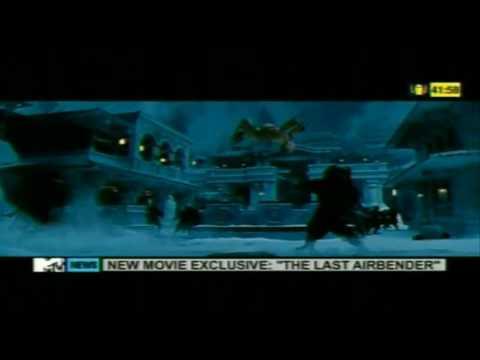 The Last Airbender (MTV Movie Awards Clip)