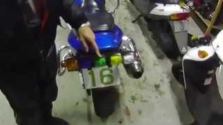 初心者必見!バイクの免許取得への道(その7)〜番外編;教習車のランプの役割の巻〜