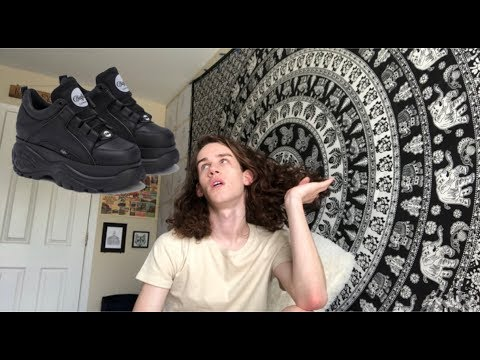 BUFFALO LONDON CLASSIC LOW LEATHER SNEAKER REVIEW