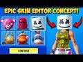 *NEW* CHARACTER CREATOR CONCEPT IS EPIC!! - Fortnite Funny Fails and WTF Moments! #820