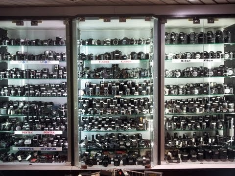 Cologne & Photokina 2: amazing camera store, beautiful stranger and nude spa