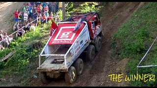 TOP Extreme Truck Hill CLIMB Race
