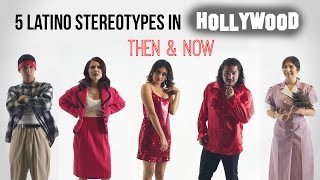 Then Vs. Now: TOP 5 Latino Stereotypes In Hollywood | mitú