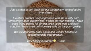 Reviews of Pure Wood Pellets