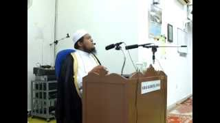 preview picture of video 'Ustaz Khairul Ikhwan - Kuliah Maghrib'