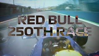 Red Bull's Epic Journey to 250 F1 Starts - Video Youtube