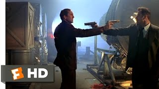 Face/Off (2/9) Movie CLIP - We Both Know Our Guns (1997) HD